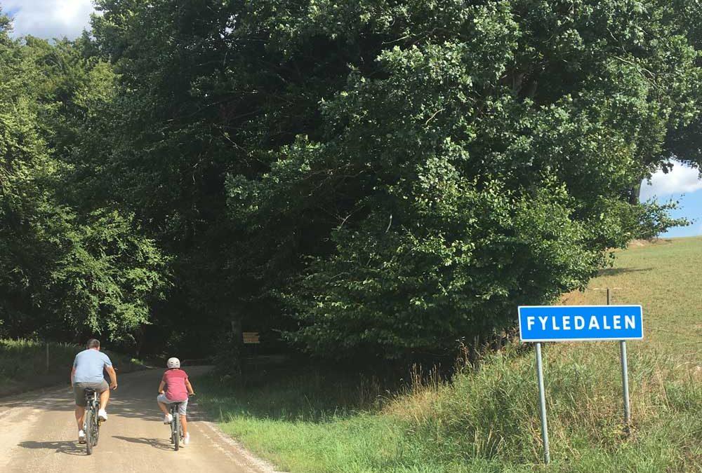 Cycle Tour Fyledalen Nature