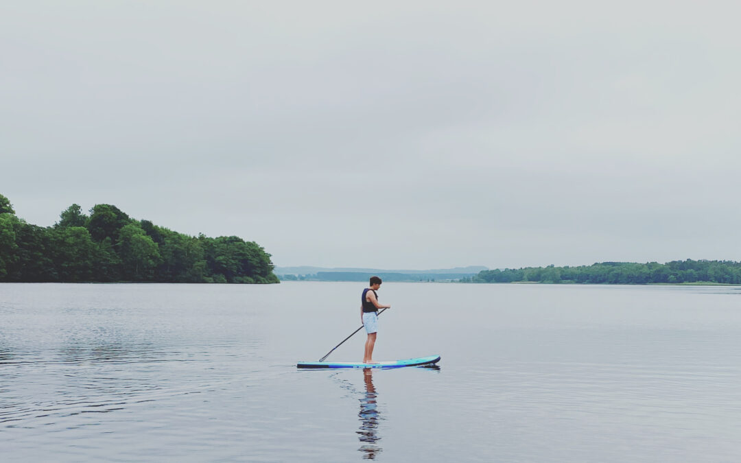 SUP and group SUP Experience